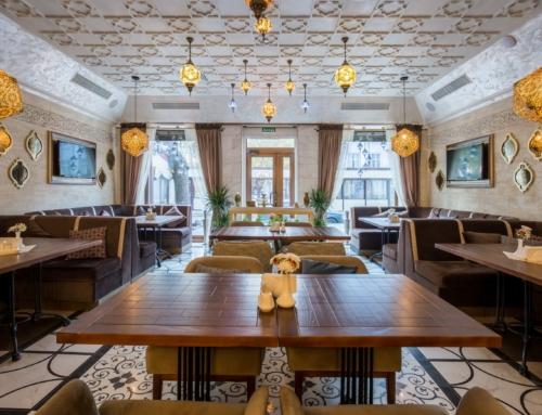 "Арабский Ресторан ""Шейх""- Одесса"
