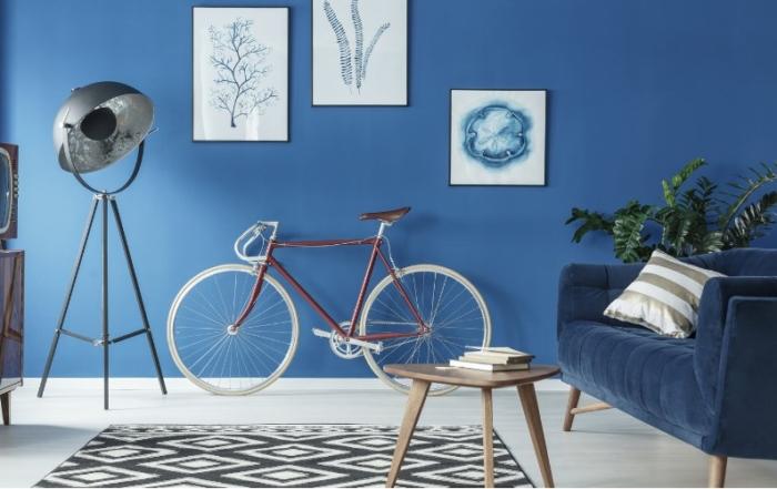 Покраска стен краской