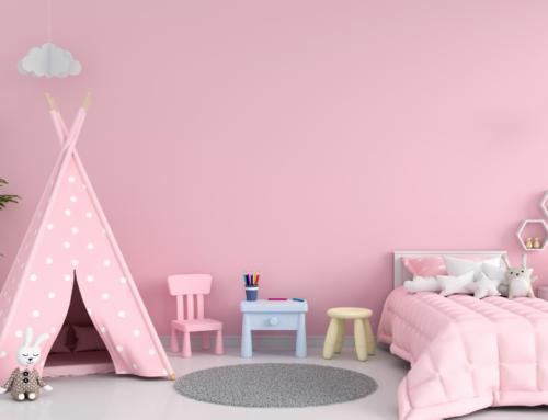 5 шагов к идеальному ремонту в детской комнате